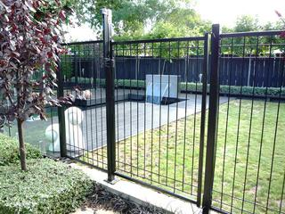 Pool Panel Fencing