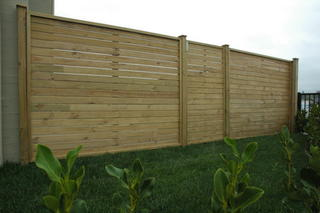 Screen Fence