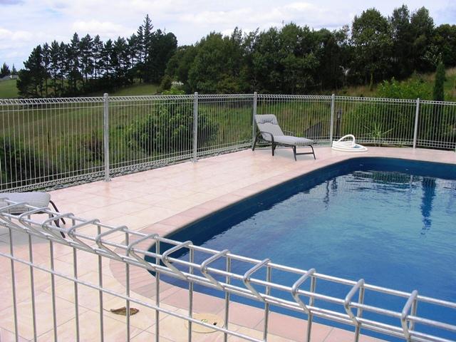 Pool Panel Fence Gallery M Amp M Fencing Nz Ltd