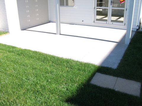 Concrete Tiles Patio Gallery M Amp M Fencing Nz Ltd