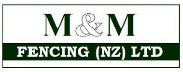 M&M Fencing (NZ) Ltd